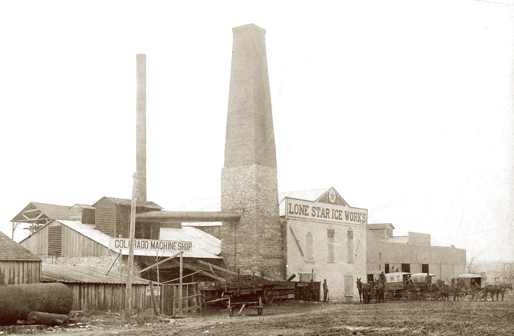 lone star ice works